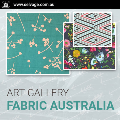 art gallery fabric australia