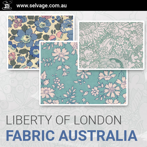 Liberty of London Fabric Australia