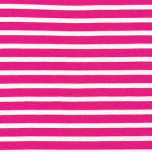 Pink Stripe - Knit