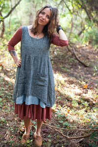 Metamorphic Dress - Sew Liberated