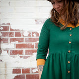 The Hinterland Dress - Sew Liberated
