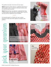 Load image into Gallery viewer, Geranium Dress (6 - 12 years)