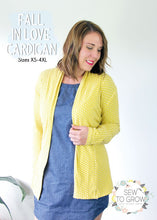 Load image into Gallery viewer, Fall in Love Cardigan