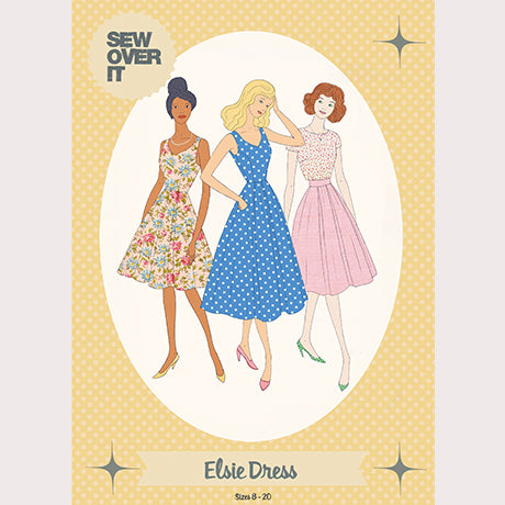 Elsie Dress - Sew Over It