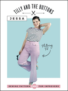 Jessa Trousers and Shorts