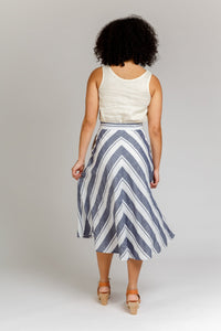 Wattle Skirt - Megan Nielsen
