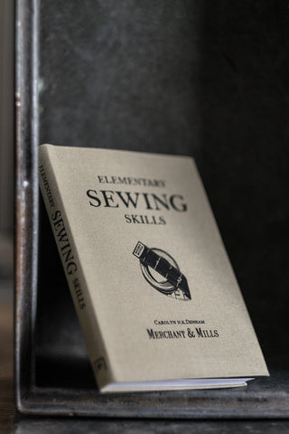 Elementary Sewing Skills Book