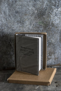 Pocket Book Grey