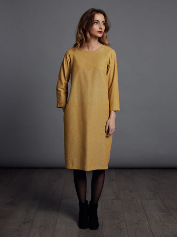 The Gathered Dress - Adult - The Avid Seamstress