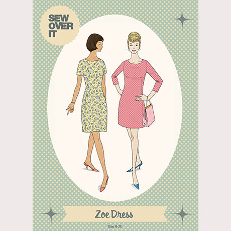 Zoe Dress - Sew Over It