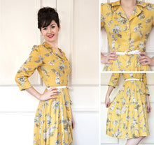 Load image into Gallery viewer, Vintage Shirt Dress