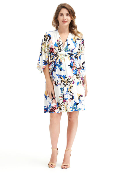 Rachel Pally Mini Caftan - Botanical Print | TILDEN