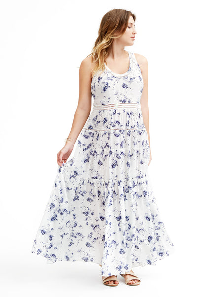 Rebecca Taylor Meteor Maxi Dress | TILDEN