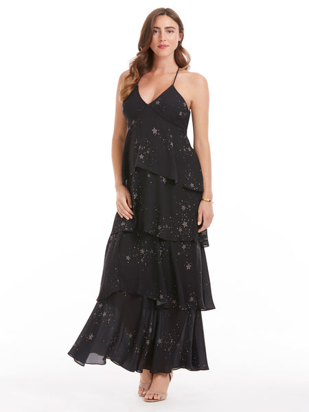 A.L.C. Alexa Dress - Black | TILDEN