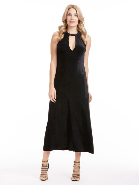 A.L.C. Anya Dress - Black | TILDEN