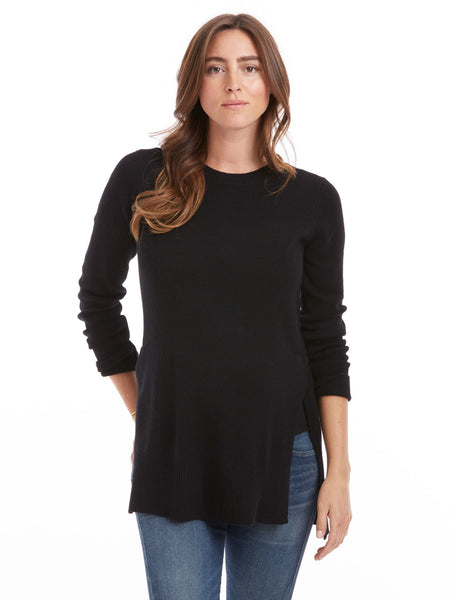 A.L.C. Jonathan Sweater - Black | TILDEN