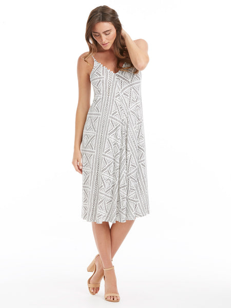 Rachel Pally Krishna Dress - Kinship Print | TILDEN
