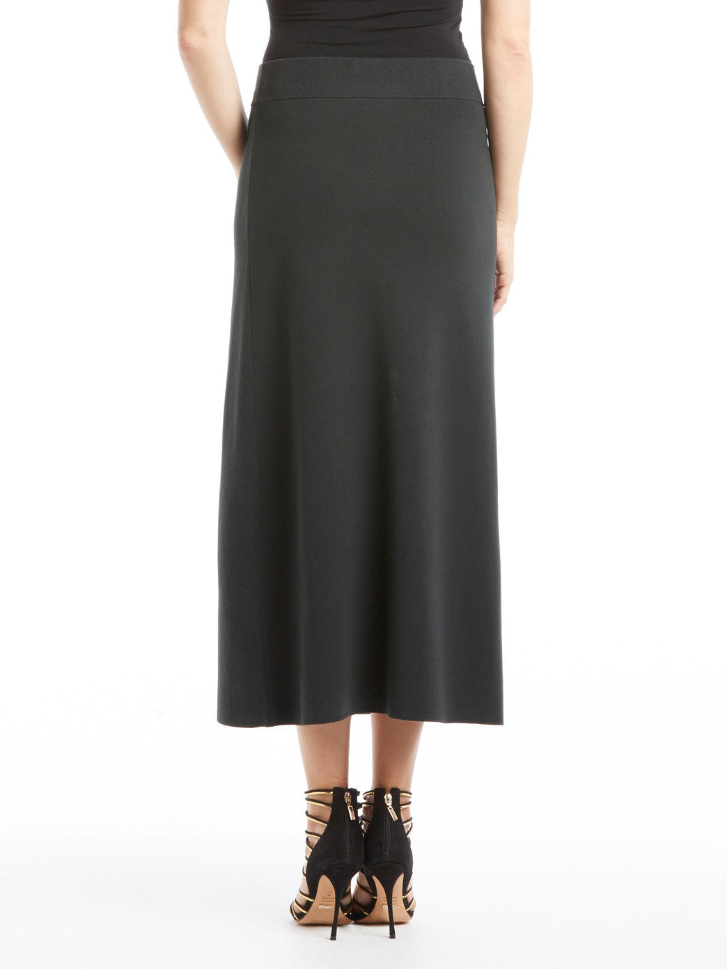 A.L.C. Muller Skirt - Deep Green | TILDEN