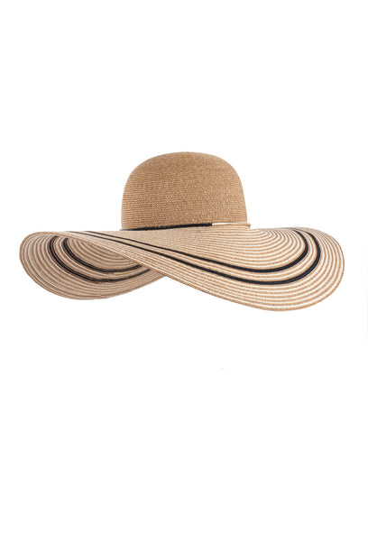 TILDEN | Eugenia Kim Bunny Striped Straw Hat