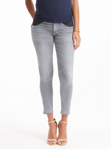 Citizens of Humanity Maternity Avedon Skinny Jean - Shadow | TILDEN