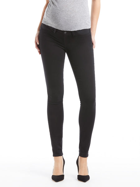 J Brand Mama J Super Skinny Jean - Seriously Black | TILDEN