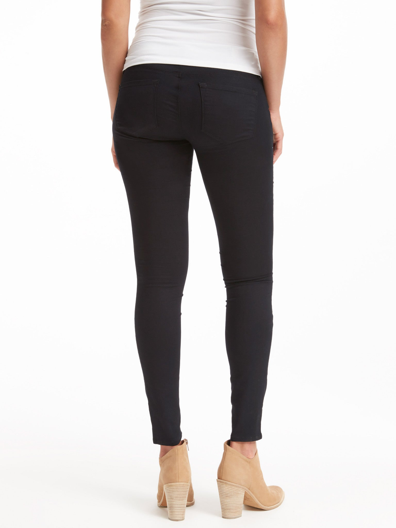 J Brand 3401 Mama J Super Skinny Jean - Pitch | TILDEN