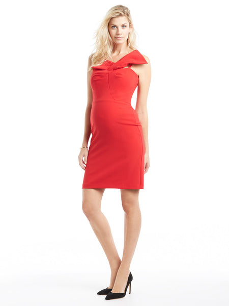 Parker Giulianna Dress - Poinsettia | TILDEN