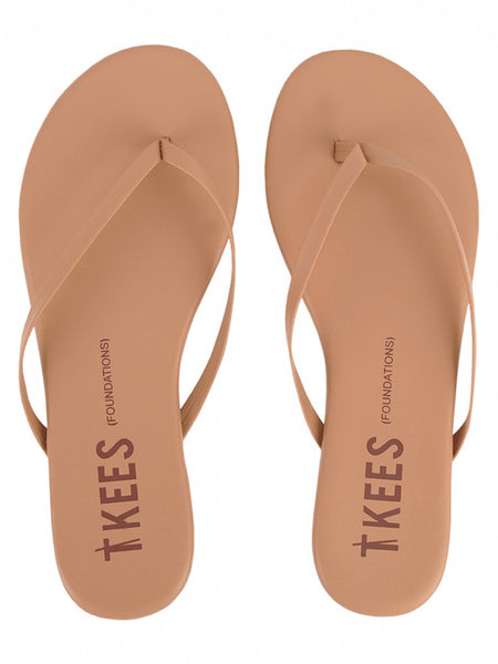 TKEES Cocobutter Foundations Sandals | TILDEN