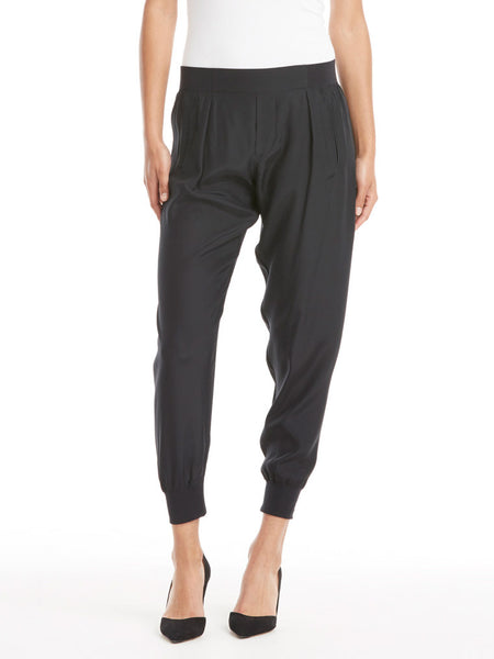 ATM Anthony Thomas Melillo Silk Joggers | TILDEN