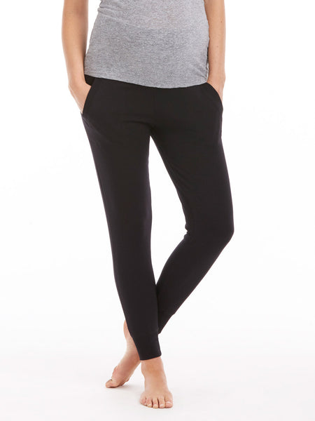 Beyond Yoga Cozy Fleece Foldover Long Sweatpant | TILDEN