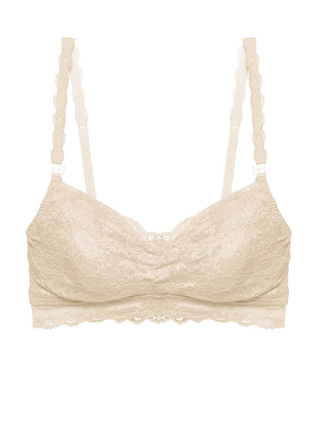Cosabella Never Say Never Mommie Maternity Nursing Bra Blush Nude Pink | TILDEN