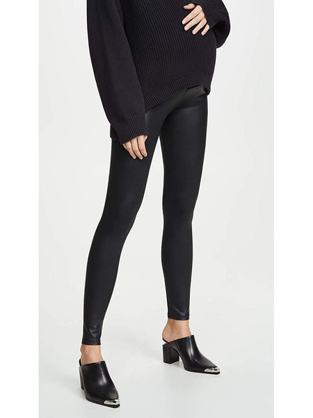 TILDEN | David Lerner Coated Maternity Legging