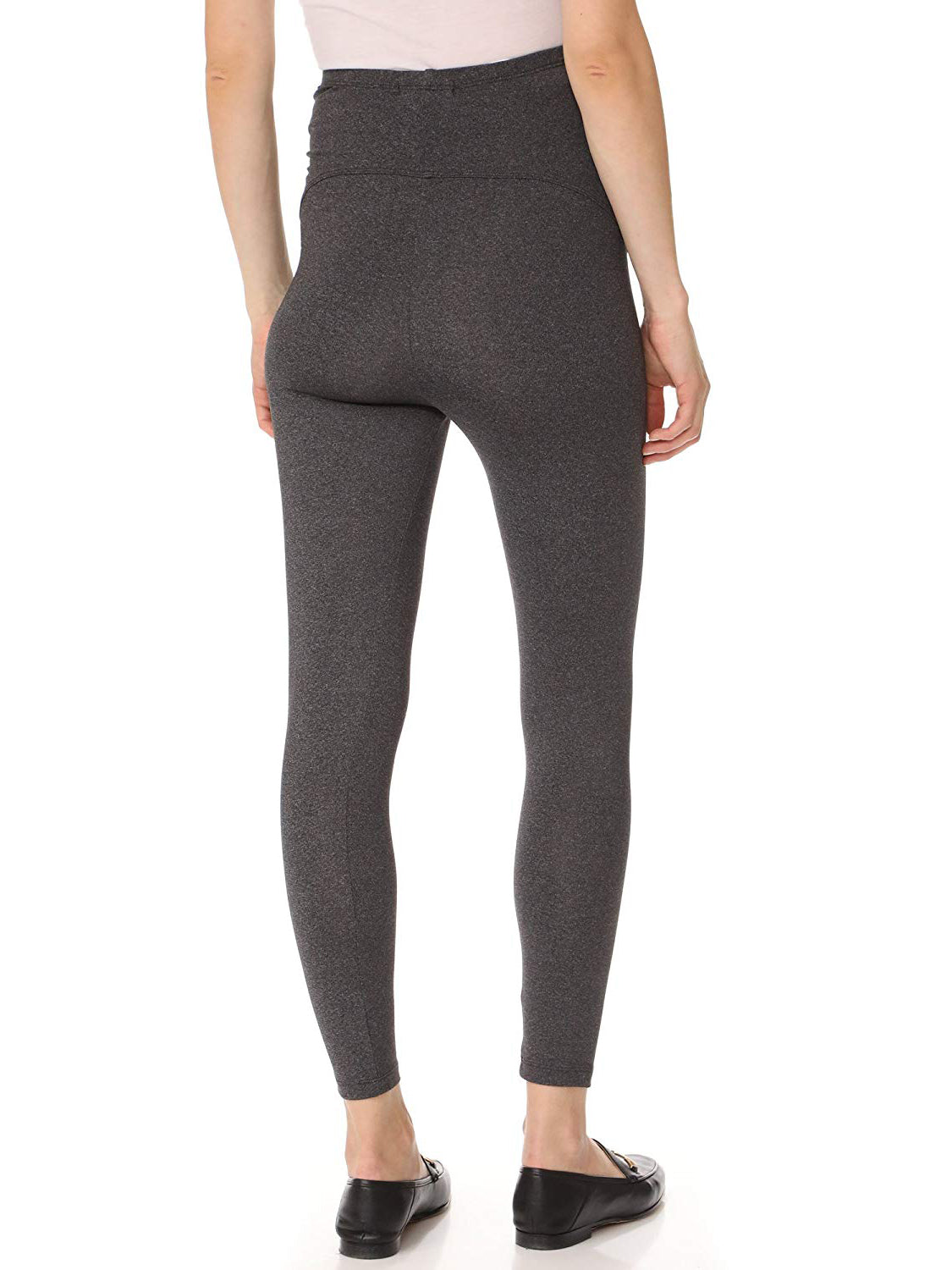 TILDEN | David Lerner Maternity Legging - Charcoal