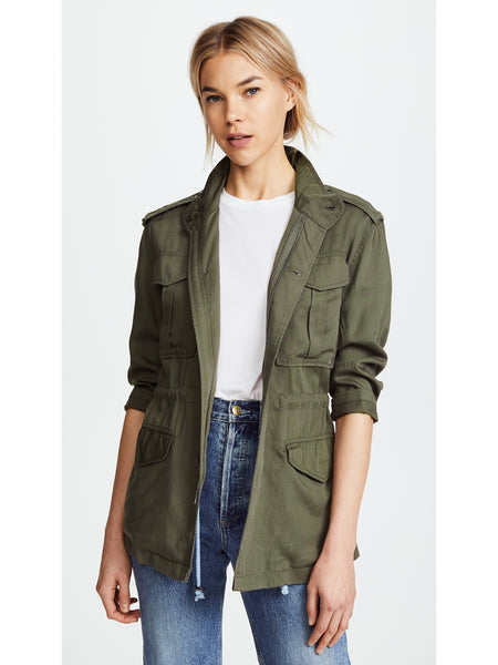 TILDEN | DL1961 Beekman Military Jacket