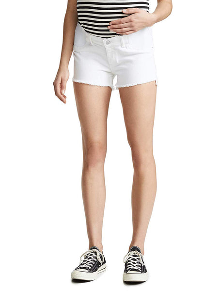 TILDEN | DL1961 Renee Maternity Shorts - Precision