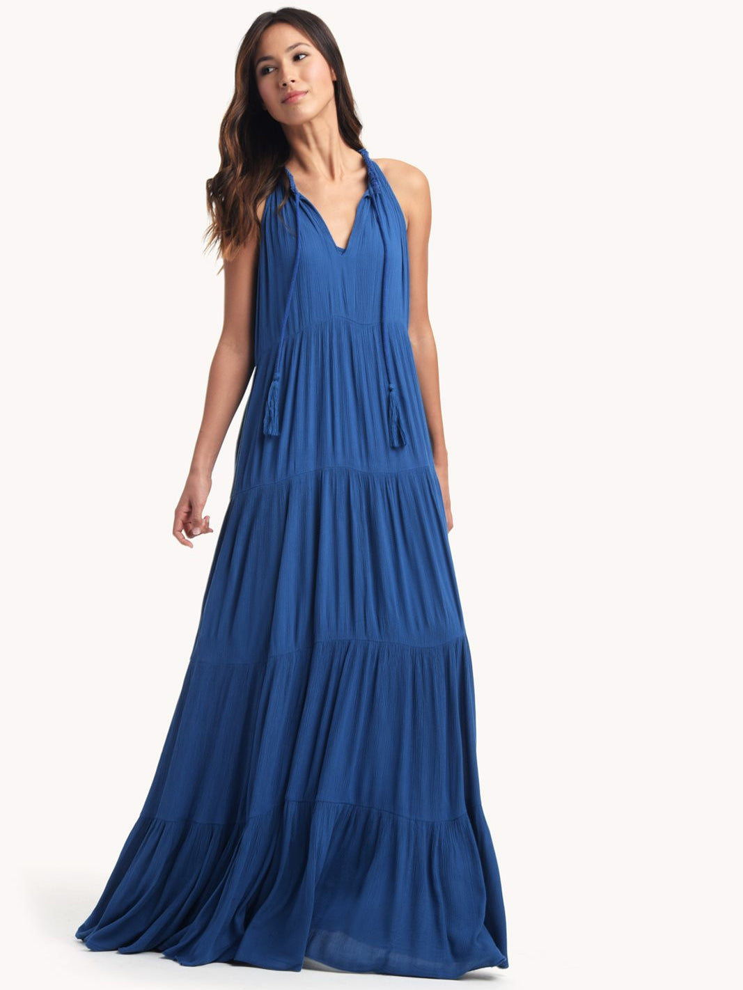 TILDEN | Ella Moss Tiered Maxi Dress