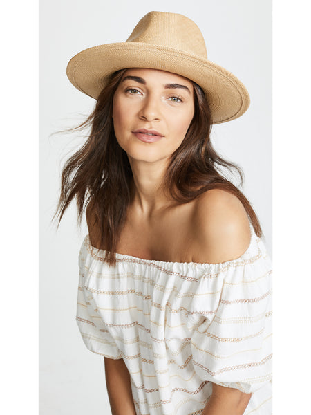 TILDEN | Hat Attack Panama Continental Hat