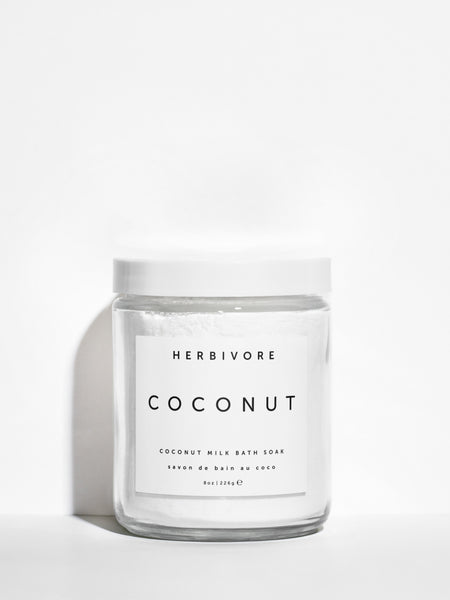TILDEN | Herbivore Coconut Milk Bath Soak
