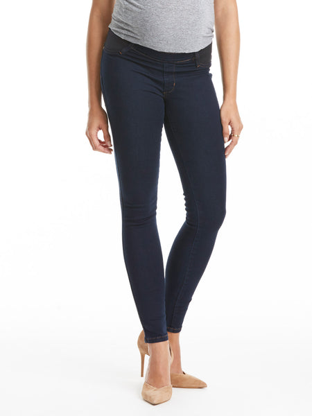 TILDEN | James Jeans Twiggy Maternity Jean - Blue Velvet