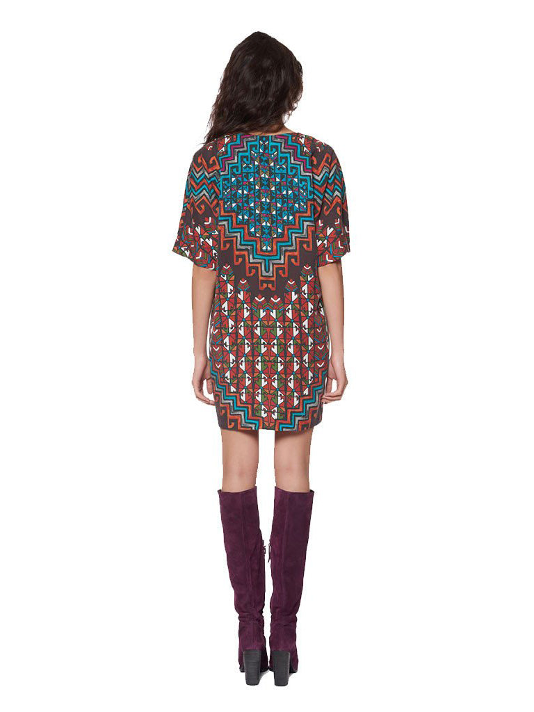 TILDEN | Mara Hoffman Rug Tencel Tunic Dress