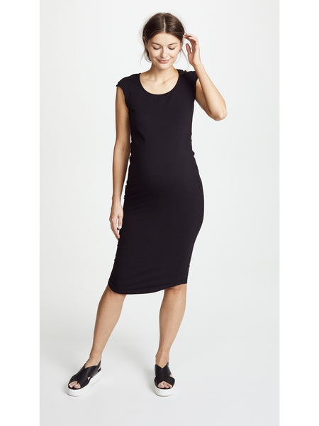 TILDEN | Monrow Cap Sleeve Dress