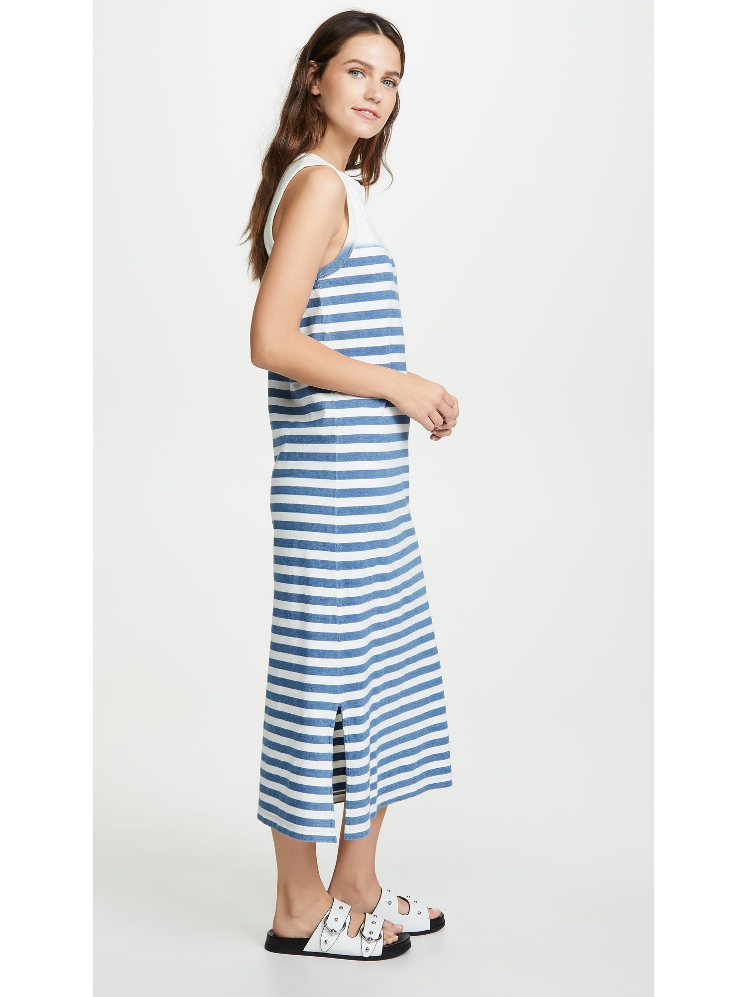TILDEN | Current/Elliott Perfect Muscle Tee Dress