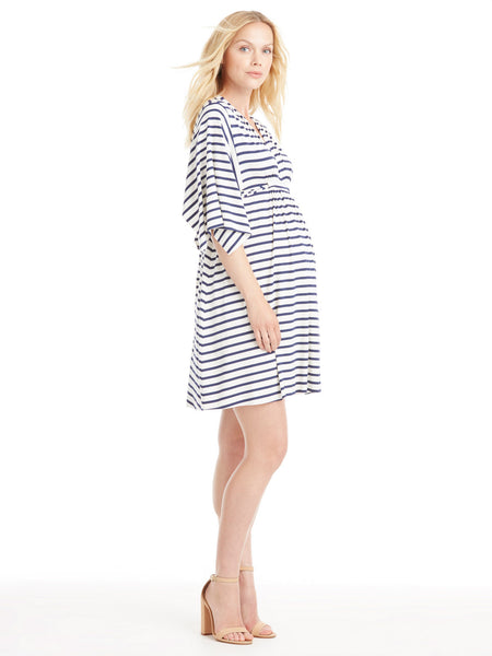 Rachel Pally Mini Caftan Dress - Jupiter Stripe | TILDEN