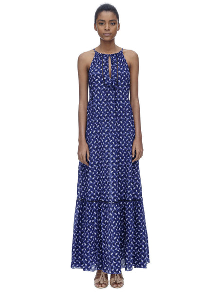 TILDEN | Rebecca Taylor Criss Cross Maxi Dress