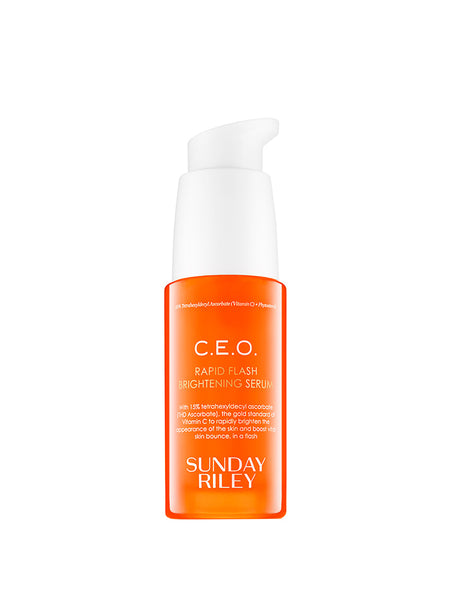 Sunday Riley C.E.O. Rapid Flash Brightening Serum | TILDEN