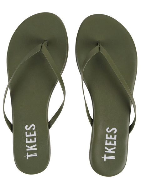 TKEES Solids No. 10 Sandals