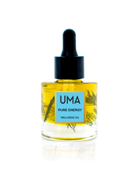 Uma Pure Energy Wellness Oil | TILDEN