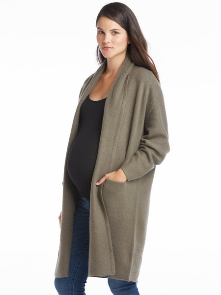 Vince Long Cashmere Cardigan | TILDEN