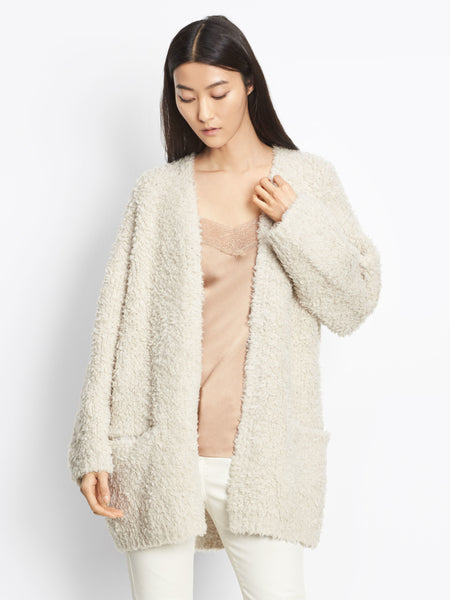 Vince Teddy Cardigan | TILDEN