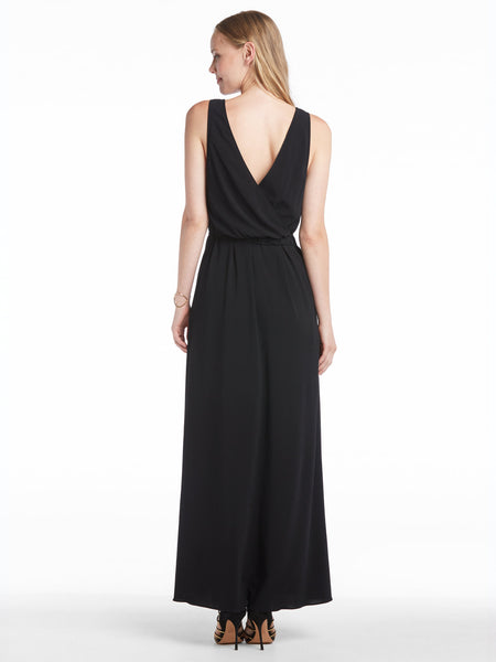 Vince Wrap Back Maxi Dress | TILDEN